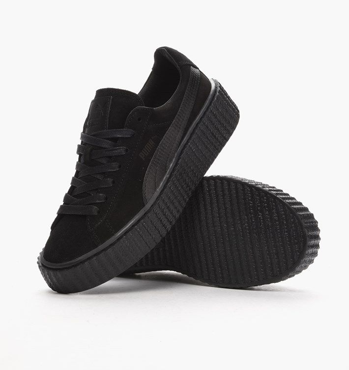 Rihanna x Puma Suede Creepers Follow me on twitter: twitter