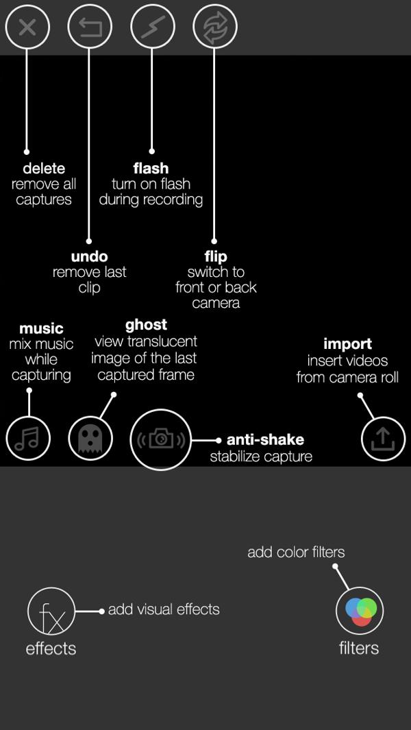 Lightt App Screen Overlay Tutorials By Alex Mostoufi Via Behance In 2020 Overlays Video Capture Tutorial