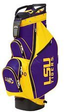 Sun Mountain Golf 2017 Collegiate Ncaa Cart Bag Lsu Tigers