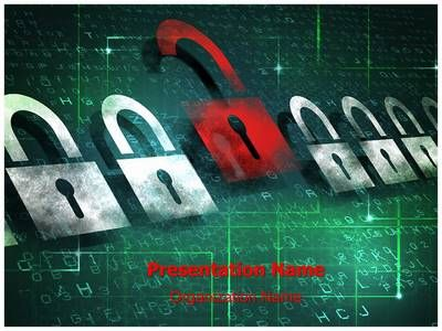 Computer security encryption powerpoint template is one of the best computer security encryption powerpoint template is one of the best powerpoint templates by editabletemplates toneelgroepblik Gallery