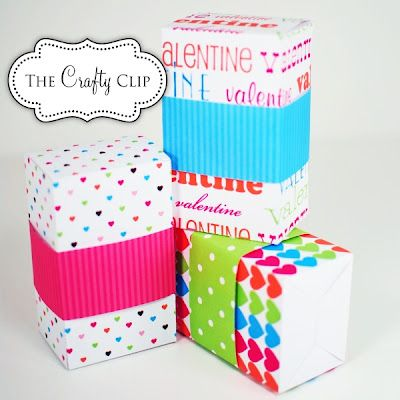 Free Printable Valentines Day Favor Boxes