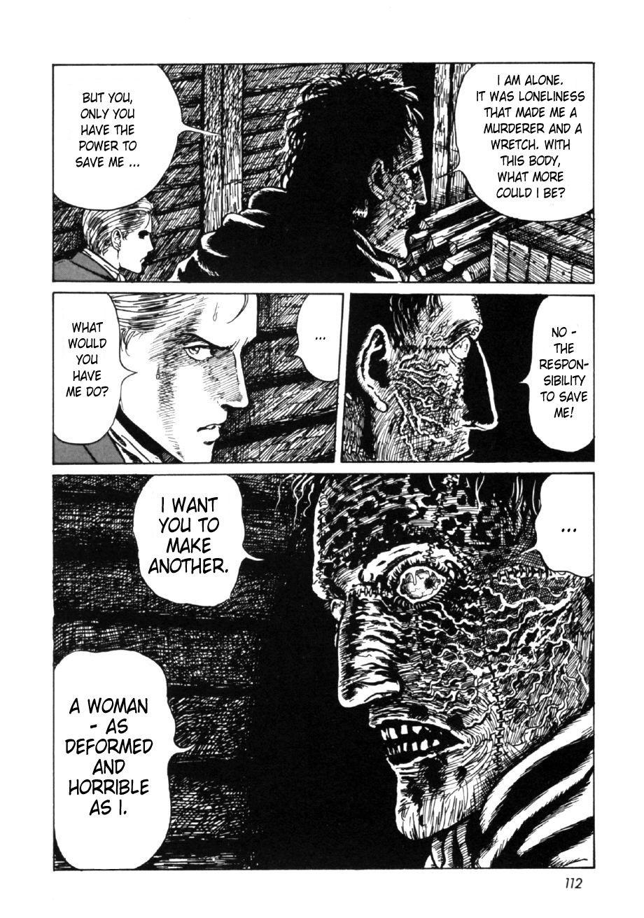 Read Manga Itou Junji Kyoufu Manga Collection Vol 016 Ch