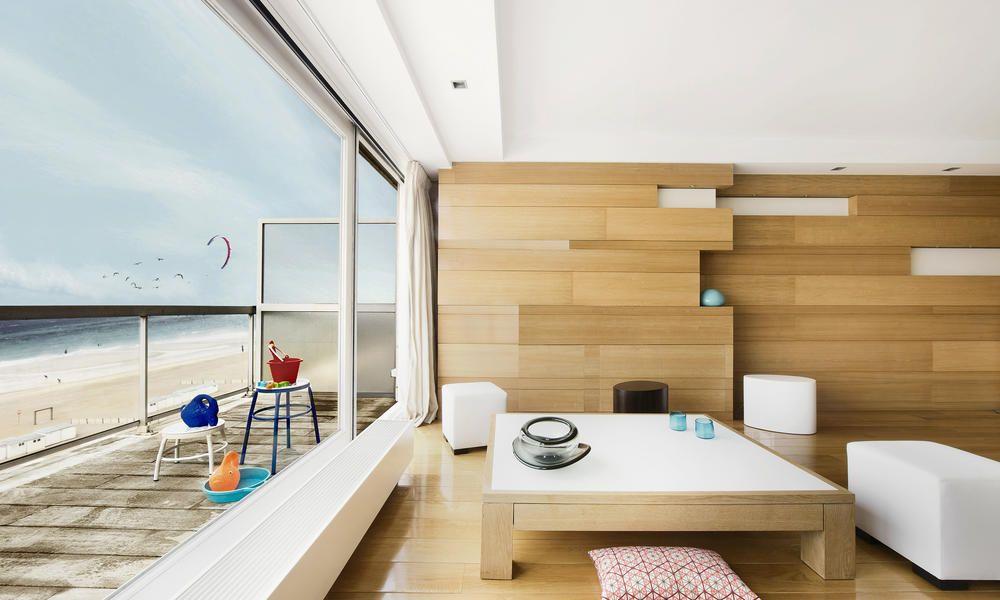 Holzpaneele An Wand Und Decke Das Haus Holzpaneele Holzpaneele Wand Paneele
