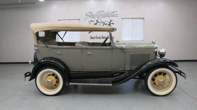 1930 Ford Model A Phaeton Right Hand Drive Ford Models 1930 Ford 1930 Ford Model A
