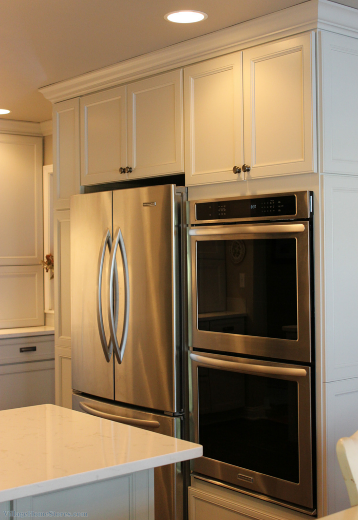 Kitchen Wall Oven Refridgerator Placement Google Search Wall Oven Kitchen Wall Oven Kitchen Remodel Small