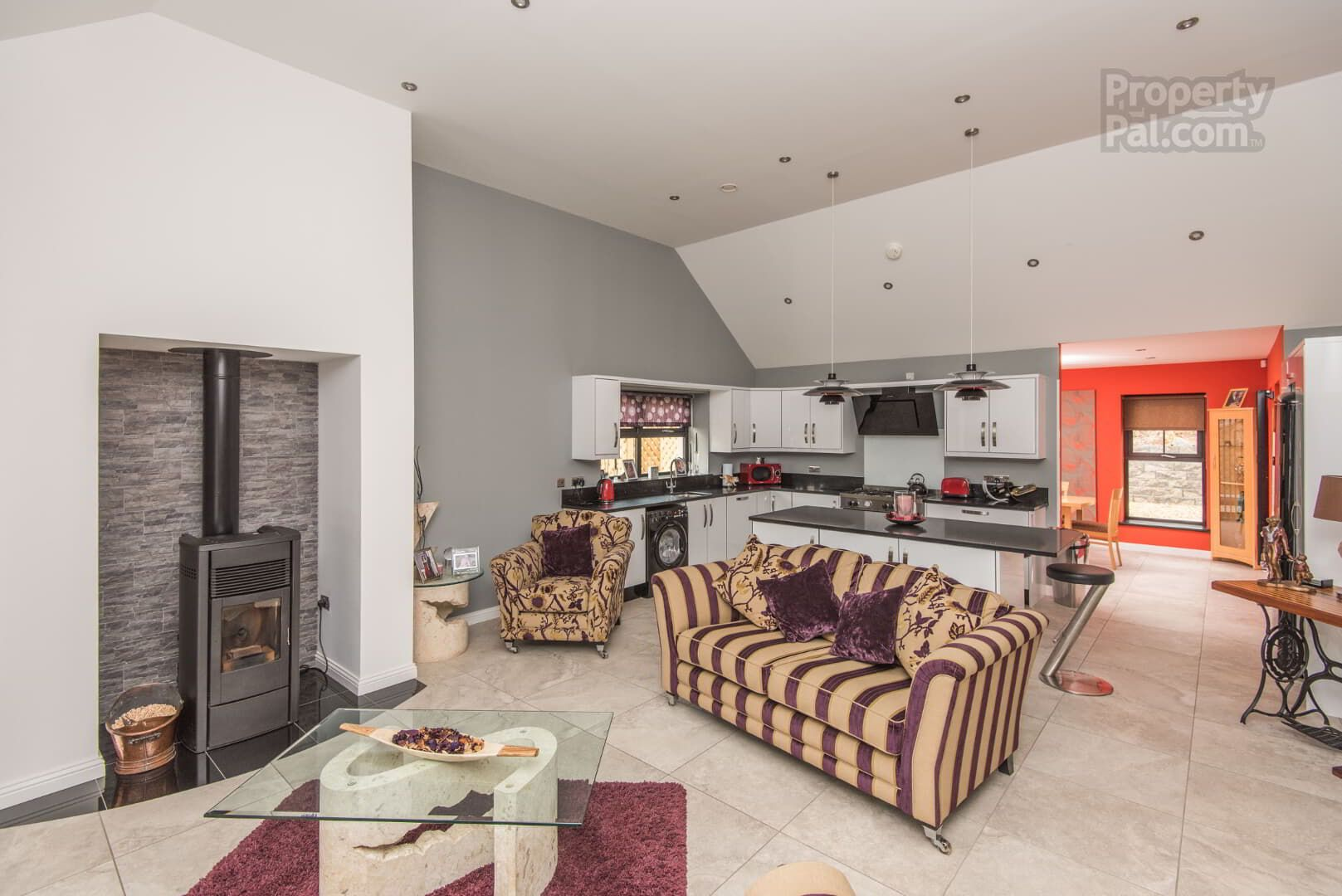 Site 4&5, Salters Grange Manor, Armagh Home, Manor, Kitchen
