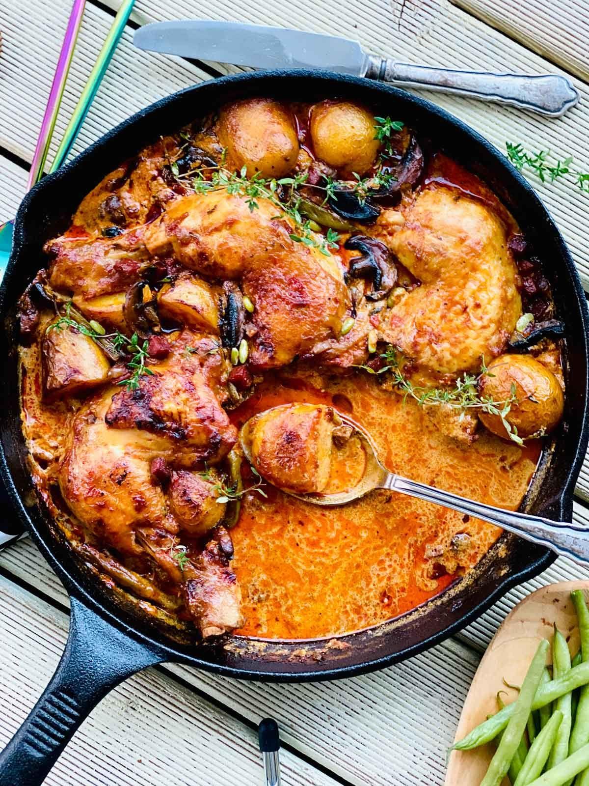Recipe Ideas For Chicken