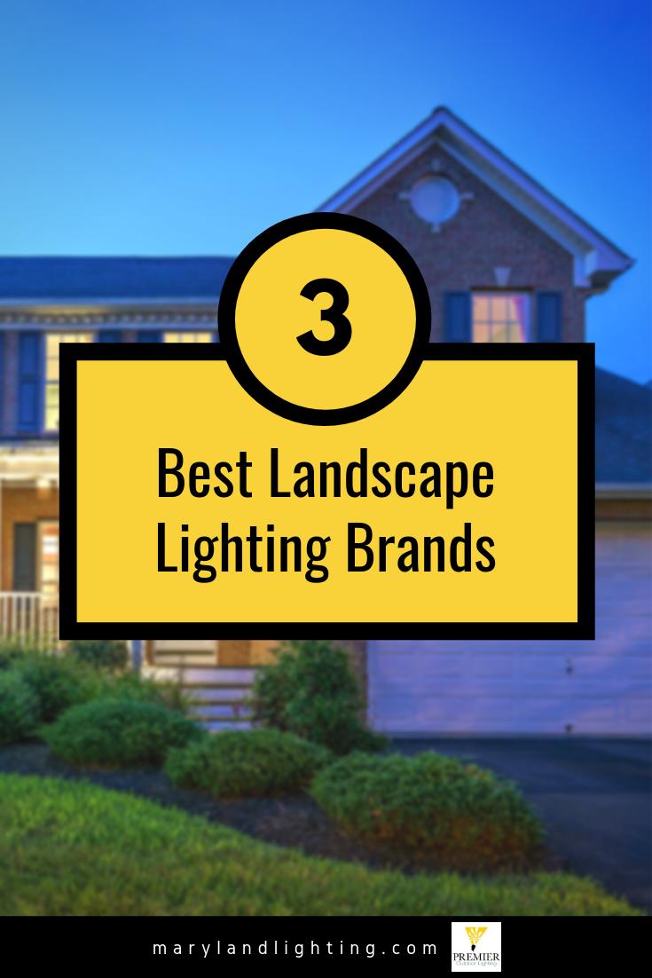 3 Best Landscape Lighting Brands With Images Cool Landscapes Landscape Lighting Outdoor Landscape Lighting