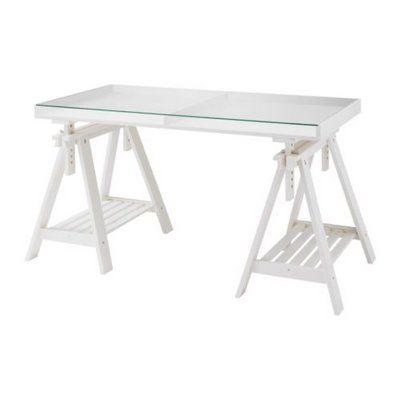 Sawhorse Desk Madness Copycatchic Sawhorse Desk Trestle Desk Ikea Desk
