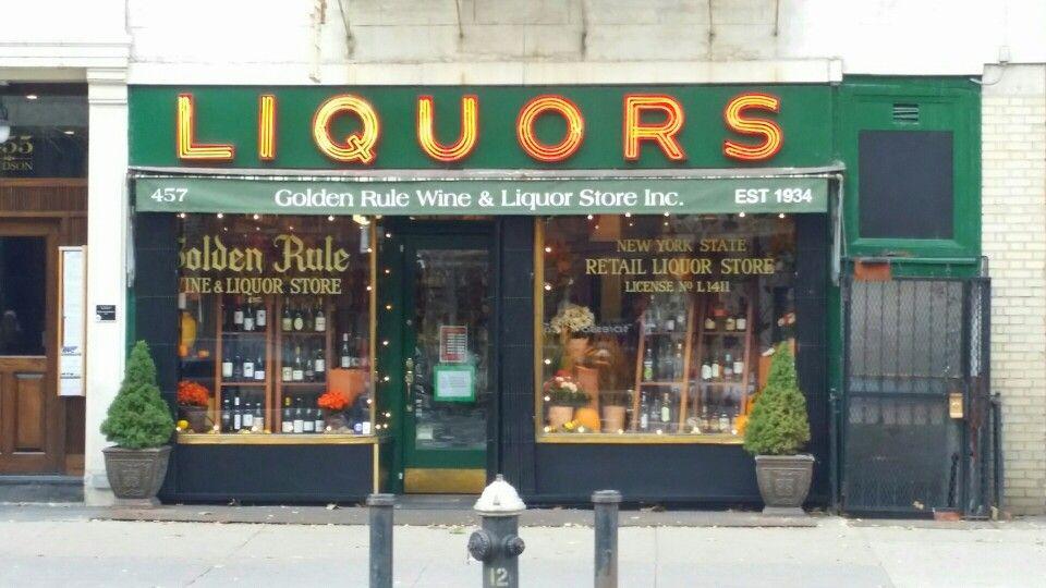 Liquor store forever