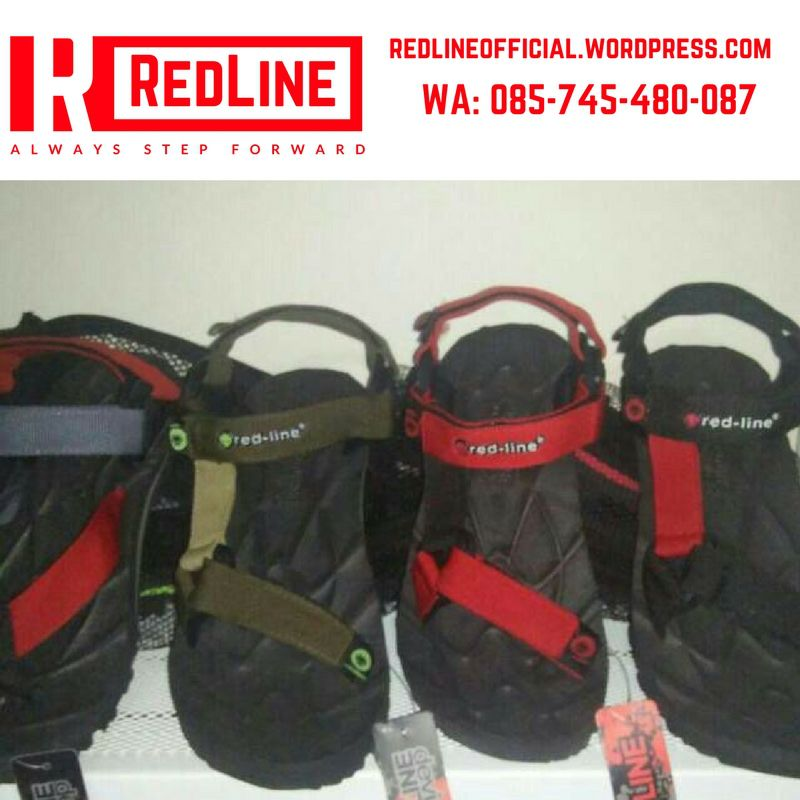 Redline Official Anak Laki Anak Perempuan Sandal