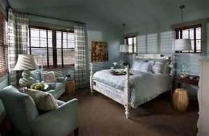 Guest bedroom suite-classified as modern. It looks more country to me.