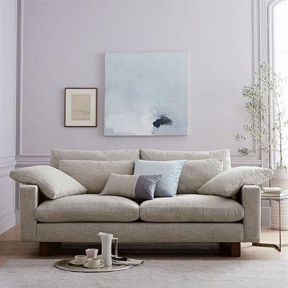 Harmony Down Filled Sofa 76