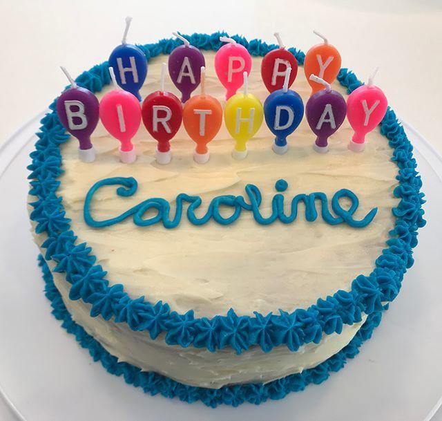 Low Carb Gluten Free Birthday Cake Carolines Keto Kitchen