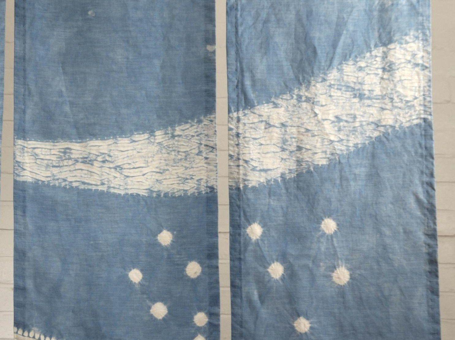 5 Japanese Noren Door Curtain To Inspire Your Shibori Designs In
