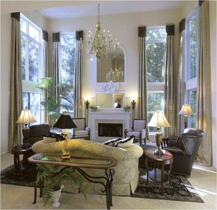 Elegancia Home Decor ideas Pinterest Cortinas para ventanas