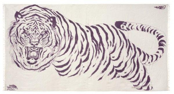 The Thiiird - BIG TIGER SINGLE SCARF