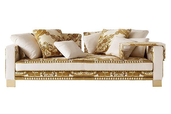 Jaipur Versace Home Collection Mobilya Tasarimi Mobilya Koltuklar