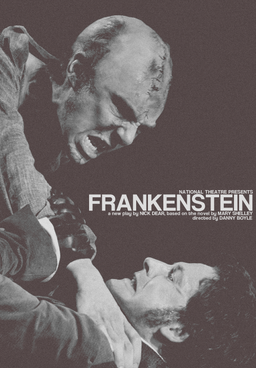 The National Theatre S Frankenstein With Jonny Lee Miller And Benedict Cumberbatch