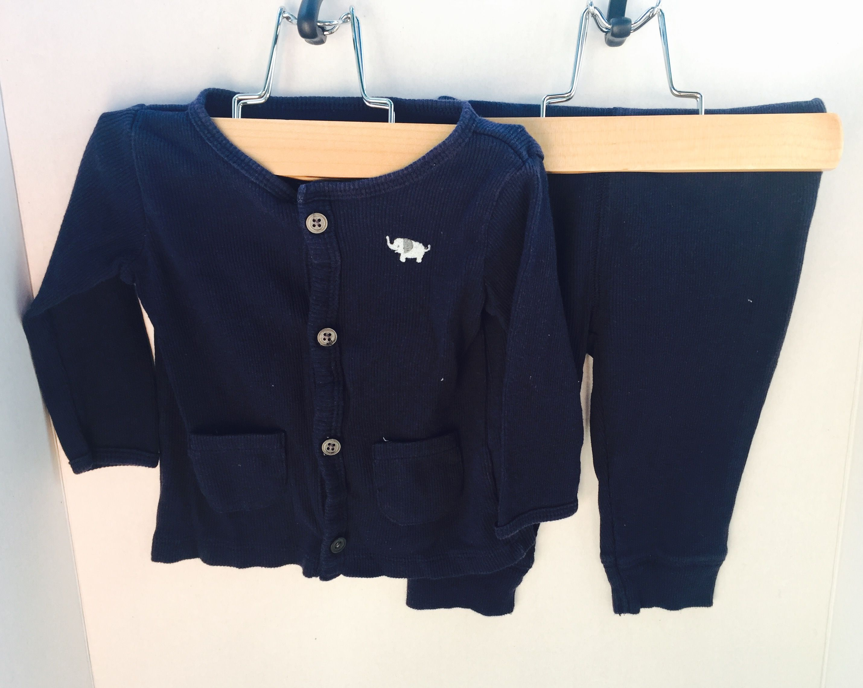 Carter's Navy Blue Sweater Set 6M | Boys | Pinterest