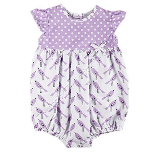 Baby Mädchen Sommer Overall Einteiler Body Modell Birdson... https ...