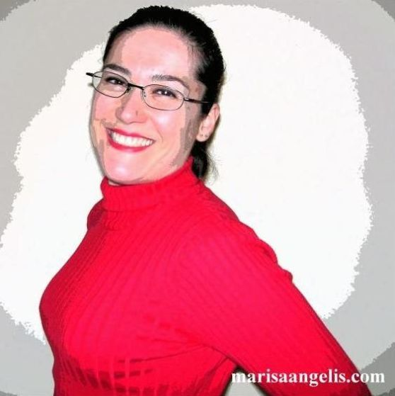 "Marisa Angelis  - Australian  Artist Painter Designer Writer Poet Philanthropist Humanitarian Promoter - who holds four nominations, including ""Australian of the Year 2003"" Short List - Role Model  © www.marisaangelis.com - Art"