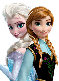 Anna And Elsa Wallpaper Possibly Containing A Maid Of Honor A Corsage And A Headshot In The Frozen Club Disney Princess Frozen Frozen Wallpaper Frozen Images