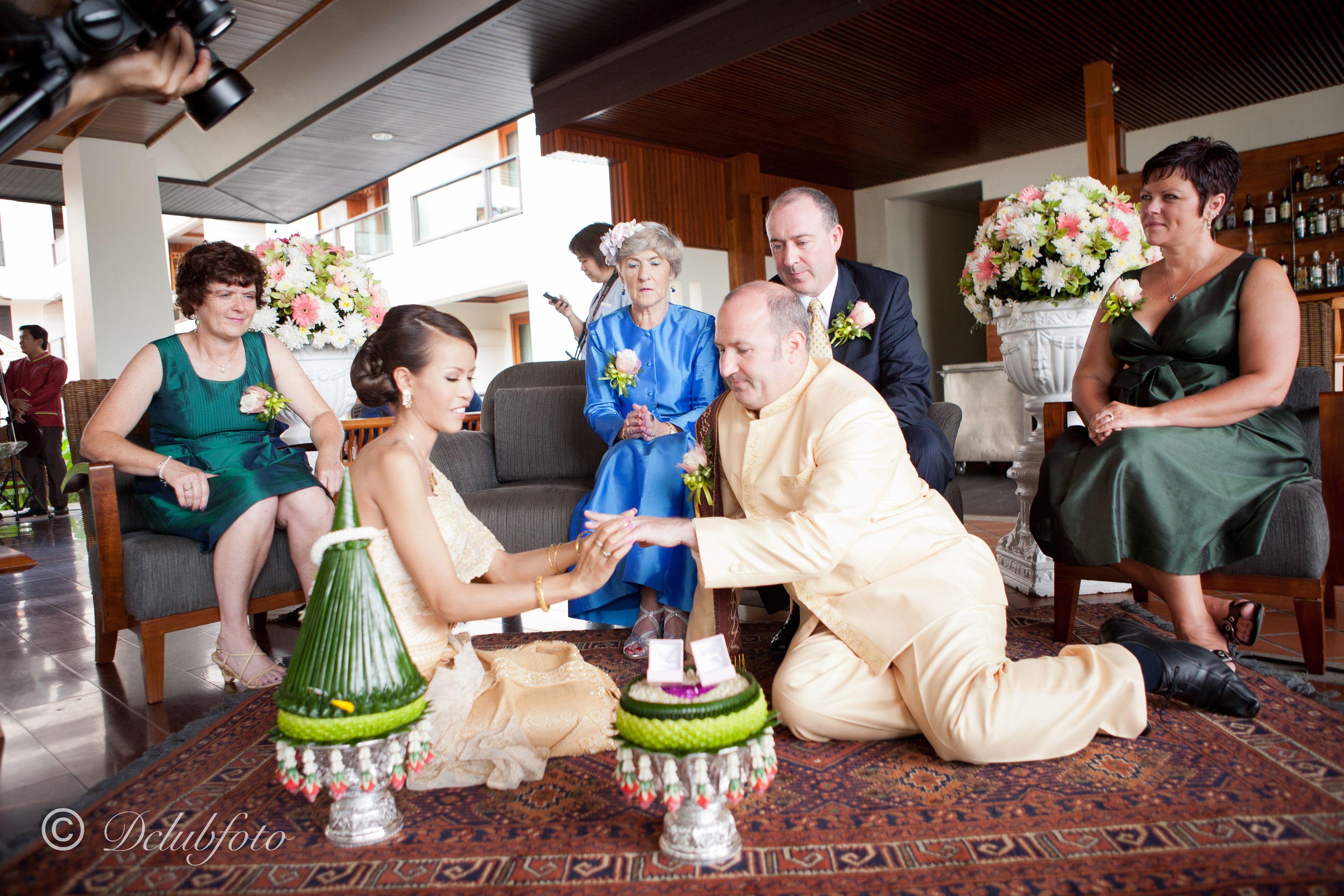Traditional Thai Wedding Thai Wedding Ceremony Wedding Ceremony