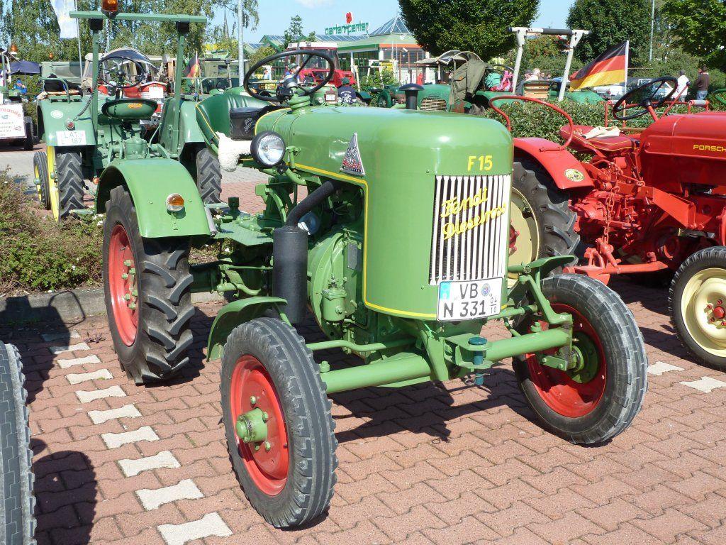 Fendt F15 (mit Bildern) Fendt, Traktor, Oldtimer