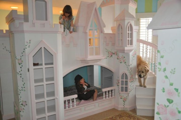 Braun Castle Bunk Bed For The Home Pinterest Bunk Bed Castles