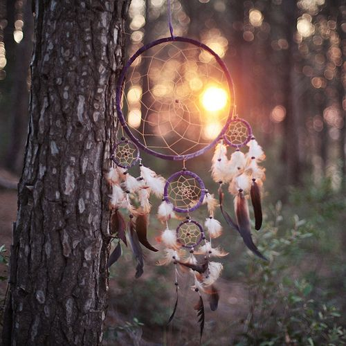 Dream Catcher In The Sun Dream catcher sun catcher Get smaller ones to give your guest 5