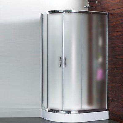 Box Doccia 70x90 reversibile cristallo trasparente o opaco