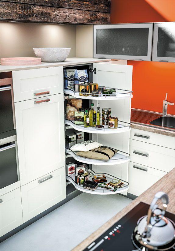 Soluciones de organizaci n y almacenaje para tu cocina - Almacenaje de cocina ...