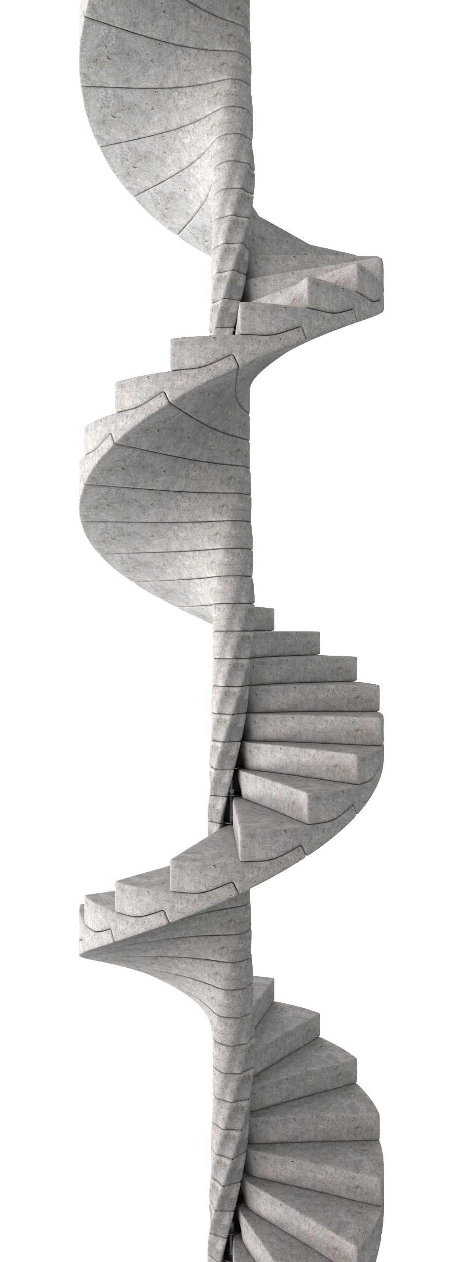 Best Helix Staircase By Matter Design Staircase Architecture 400 x 300