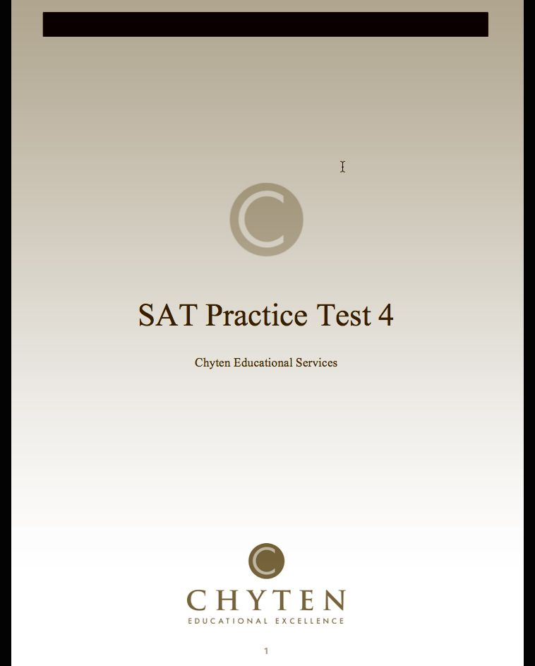 Pin by Chyten才腾教育 on Chyten Premier Tutoring and Test