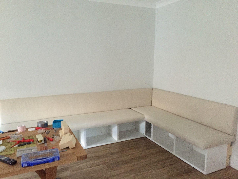 Banquette Corner Bench Seat With Storagewhite Outdoor Storage