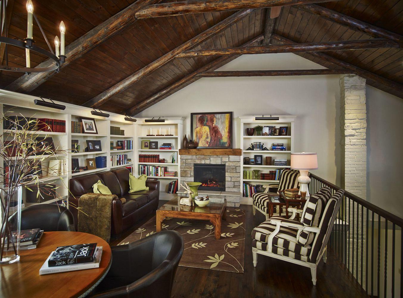country loft, cottage loft, rustic loft | home plans | Pinterest ...