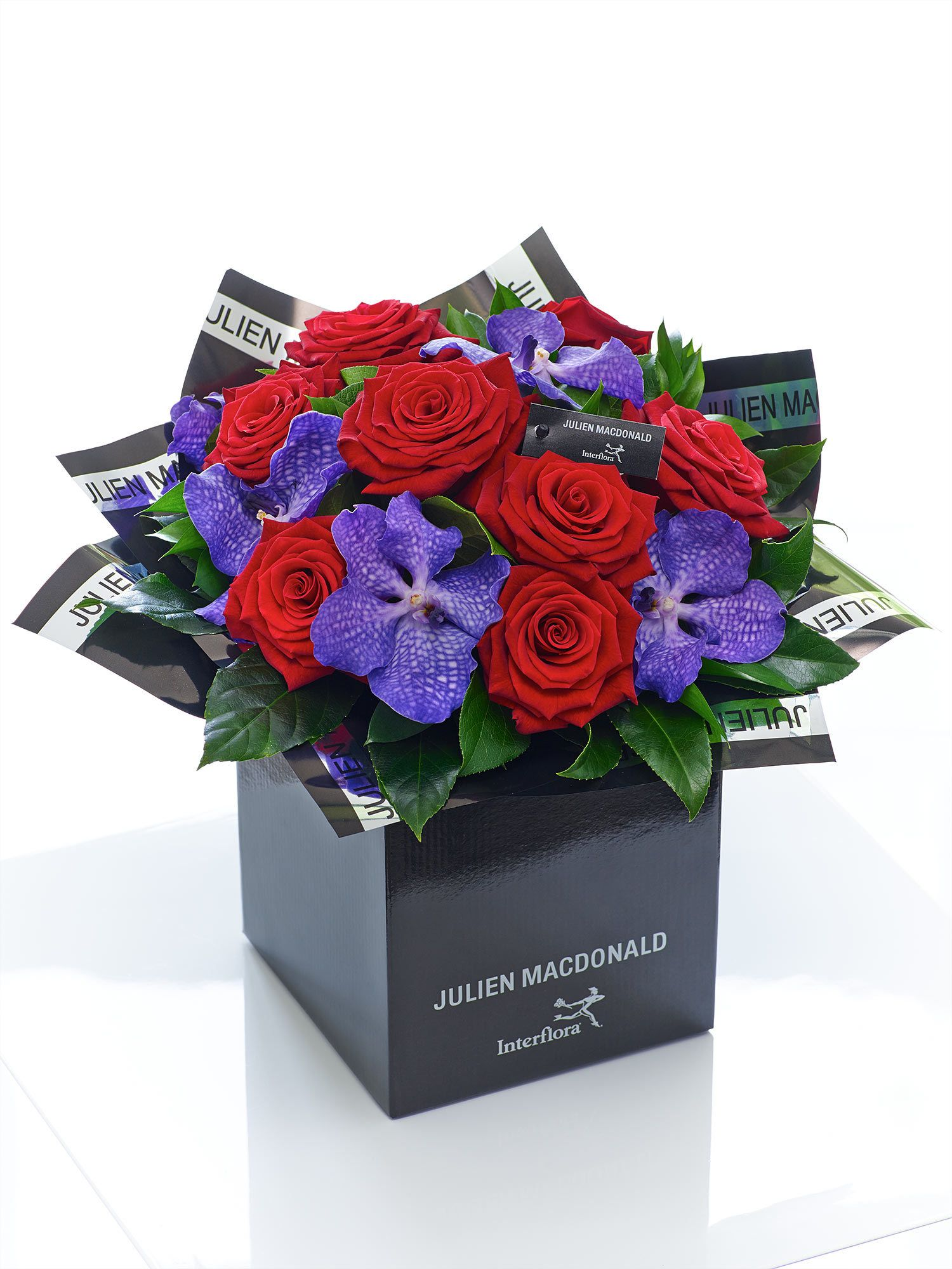 Julien Macdonald Fairy Tale Orchid And Rose Hand Tied