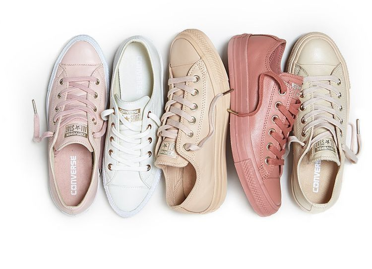 Converse Spring Blossom Collection, Women's Fashion, Shoes