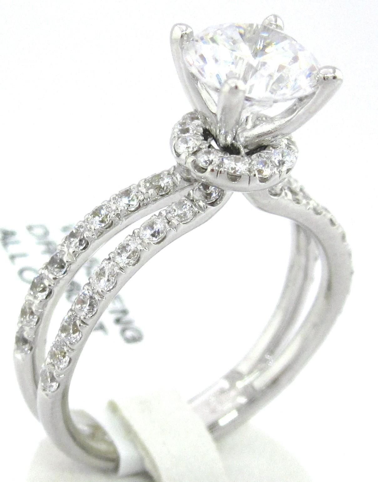 Buy Round unique diamond engagement rings pictures trends
