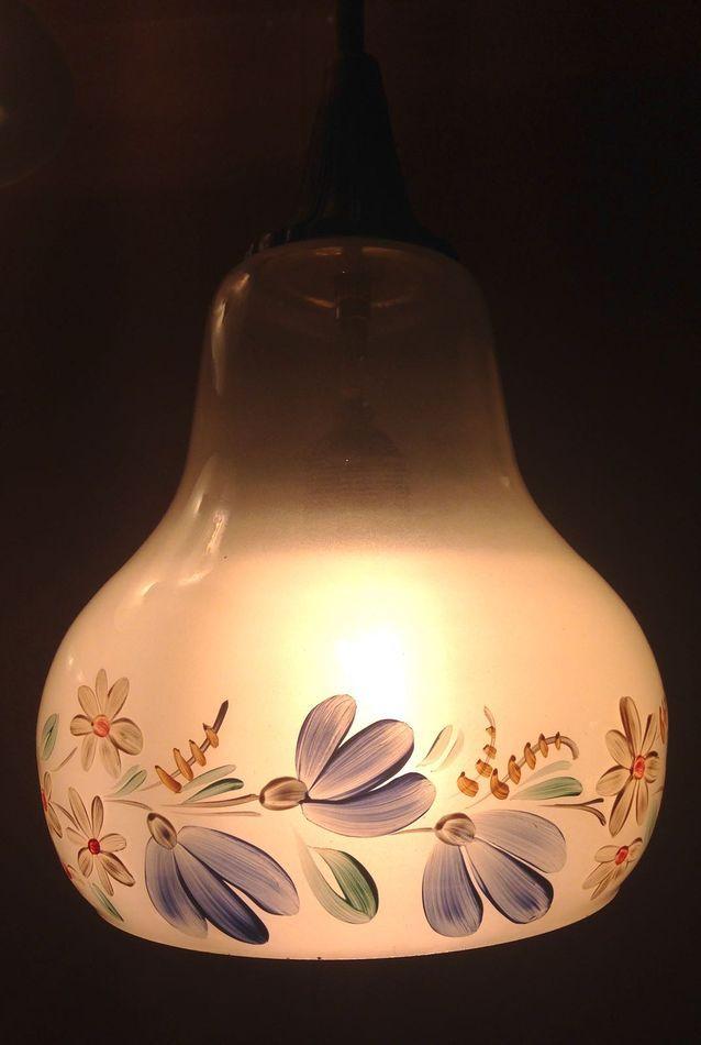 Kirkasta ja maalattua lasia - Antiikki & Design