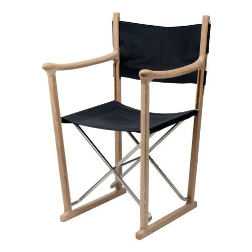 Skagerak Classic Chair Oak/Black