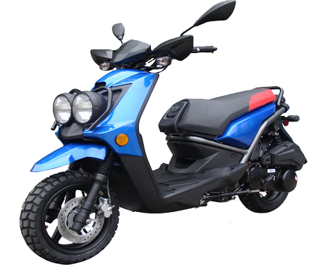 150 CC PUMA SCOOTER | Chinese Scooters | 50cc moped, Moped scooter
