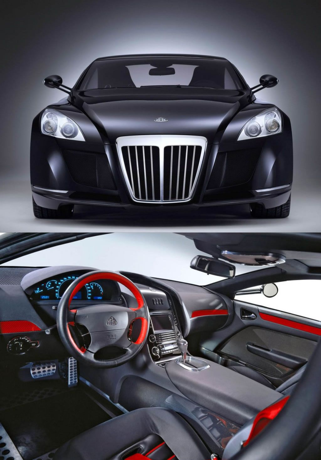 Maybach Exelero, Best of the best. www.amazon.com/...