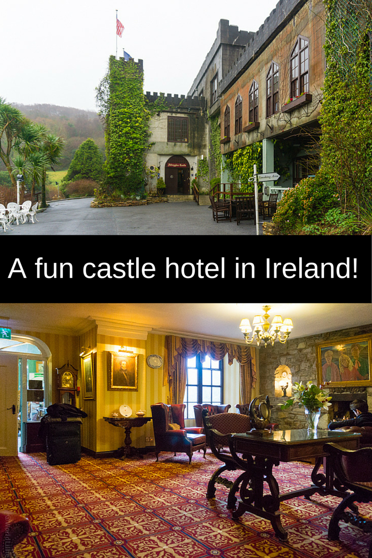 This Ireland Castle Hotel Made Us Smile And Laugh Around The World