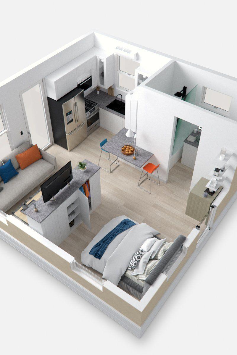 BOXABL CASITA – Accesory Dwelling Unit