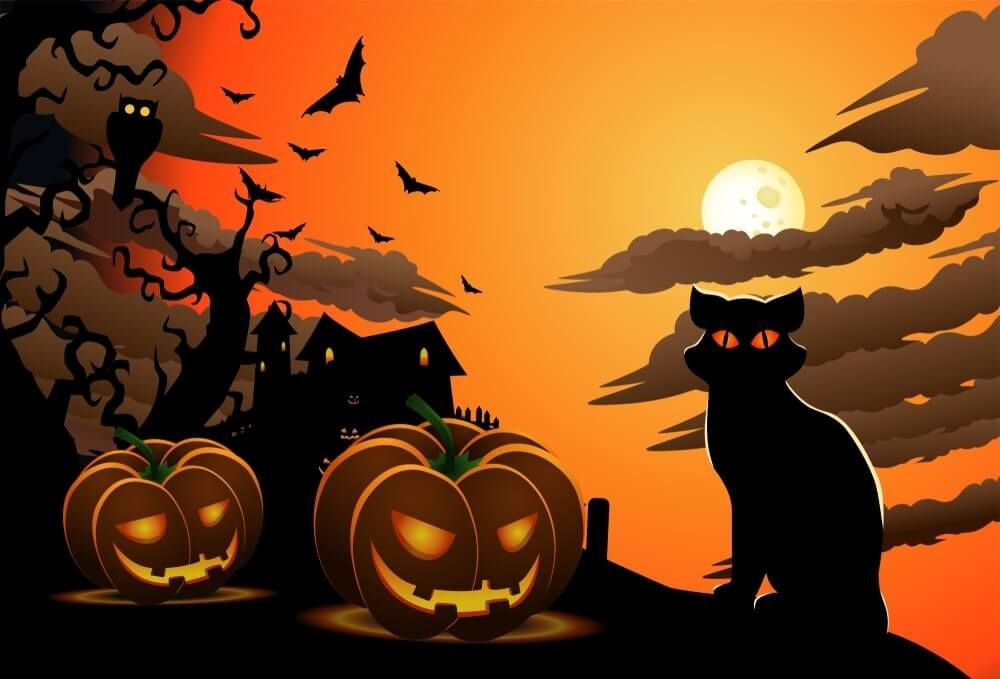 Free Scary Halloween Wallpaper Download With Images Halloween
