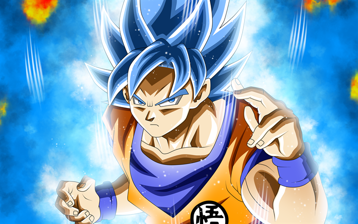 Download Wallpapers Blue Goku 4k Super Saiyan Blue Creative Dbs Super Saiyan God Dragon Ball Super Manga Dragon Ball Son Goku Besthqwallpapers Com Goku Super Saiyan Blue Dragon Ball Super Manga Goku