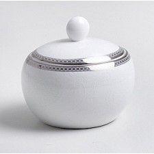 Royal Porcelain Silver Paisley Sukkerskål 0,33 l