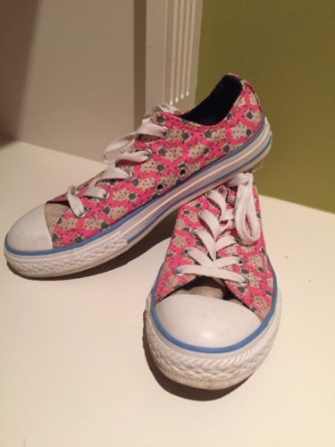 Converse All Star Womens Fashion Scarpe da ginnastica rosa 6 US/4 UK oskh